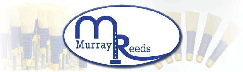Murray Reeds - Championship winning bagpipe and chater reeds.